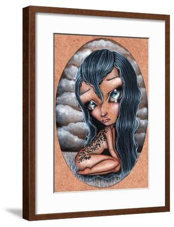 Sorrow-Helena Reis-Framed Giclee Print
