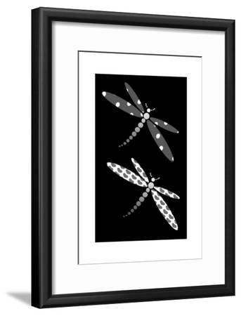 Evening Flight-FS Studio-Framed Giclee Print