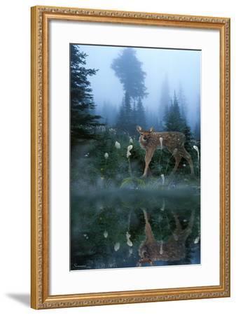 Age of Reflection-Gordon Semmens-Framed Giclee Print