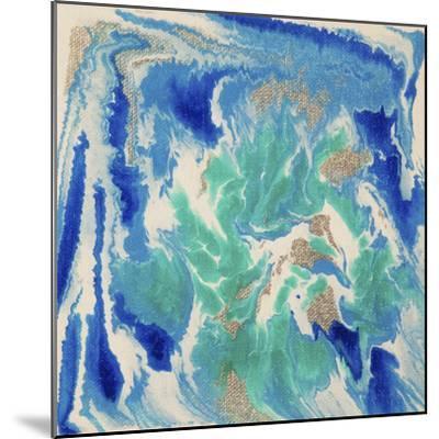 Liquid Industrial IIII - Canvas XVII-Hilary Winfield-Mounted Giclee Print