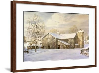 The Men Return-Jack Wemp-Framed Giclee Print