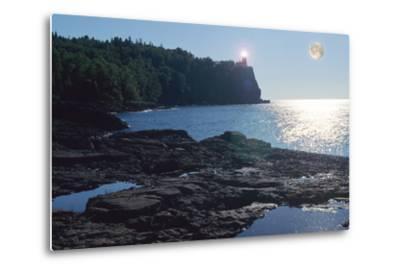 Lake Superior 13-Gordon Semmens-Metal Print