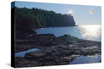 Lake Superior 13-Gordon Semmens-Stretched Canvas Print