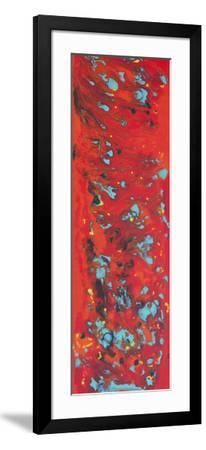 Tropical Haze II - Canvas I-Hilary Winfield-Framed Giclee Print