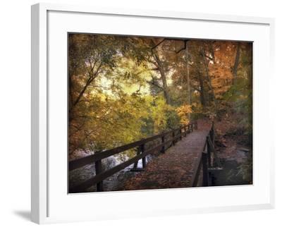 Autumn Crossing-Jessica Jenney-Framed Giclee Print
