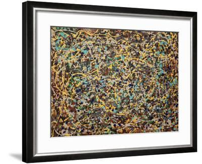 Spin 1-Hilary Winfield-Framed Giclee Print