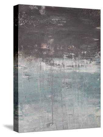 Lithosphere 89 - Canvas 1-Hilary Winfield-Stretched Canvas Print