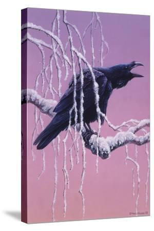 Raven-Harro Maass-Stretched Canvas Print