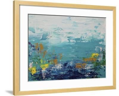 Blue Lake-Hilary Winfield-Framed Giclee Print