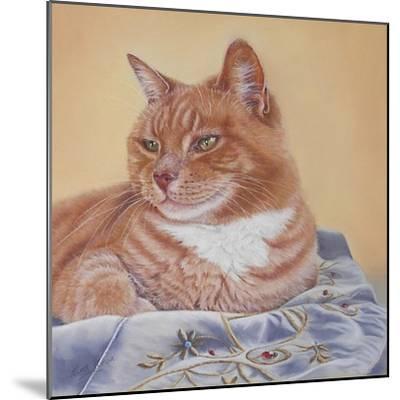 Jack Silk Blanket-Janet Pidoux-Mounted Giclee Print