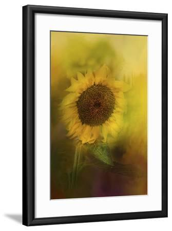 The Happiest Flower-Jai Johnson-Framed Giclee Print