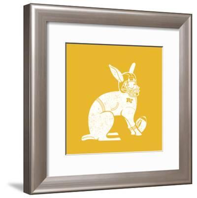 Wabbit Yellow-Jimmy Messer-Framed Giclee Print