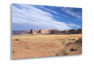 Monument Valley 10-Gordon Semmens-Metal Print