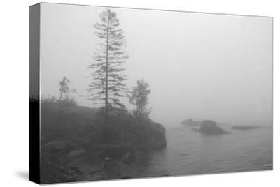 North Shore 1-Gordon Semmens-Stretched Canvas Print