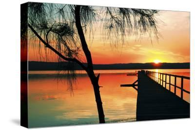 Once Upon an Evening-Incredi-Stretched Canvas Print