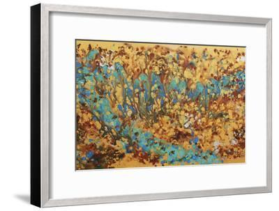 Liquid Energy XVI-Hilary Winfield-Framed Giclee Print