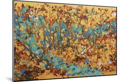 Liquid Energy XVI-Hilary Winfield-Mounted Giclee Print