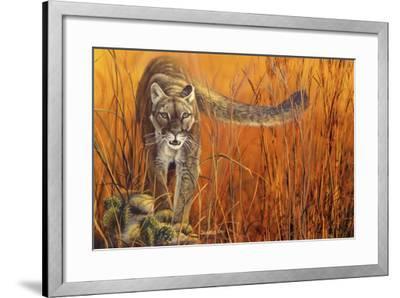Malicious Intent-Gordon Semmens-Framed Giclee Print