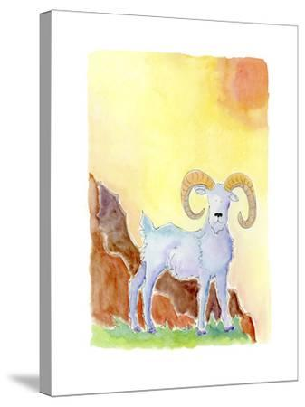 Aries-Jennifer Zsolt-Stretched Canvas Print