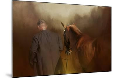 A Moment of Silence-Jai Johnson-Mounted Giclee Print