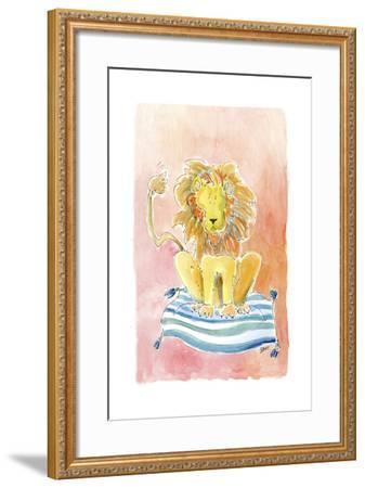 Leo-Jennifer Zsolt-Framed Giclee Print