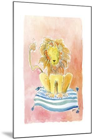Leo-Jennifer Zsolt-Mounted Giclee Print