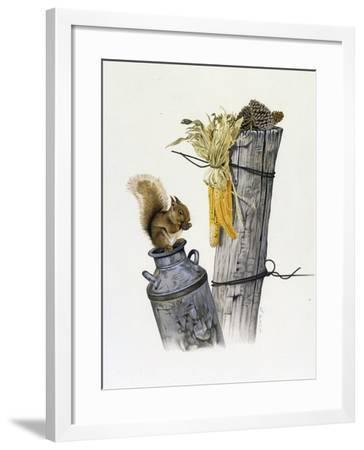 Feeding Time-Joh Naito-Framed Giclee Print