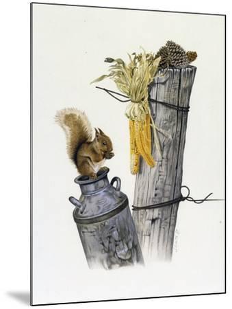 Feeding Time-Joh Naito-Mounted Giclee Print