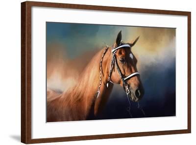 Bathed in the Evening Light-Jai Johnson-Framed Giclee Print