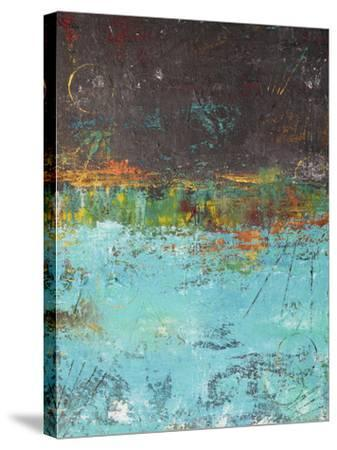 Lithosphere LXXX-Hilary Winfield-Stretched Canvas Print