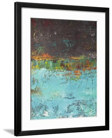 Lithosphere LXXX-Hilary Winfield-Framed Giclee Print