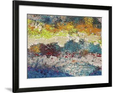 Mountain Trek-Hilary Winfield-Framed Giclee Print