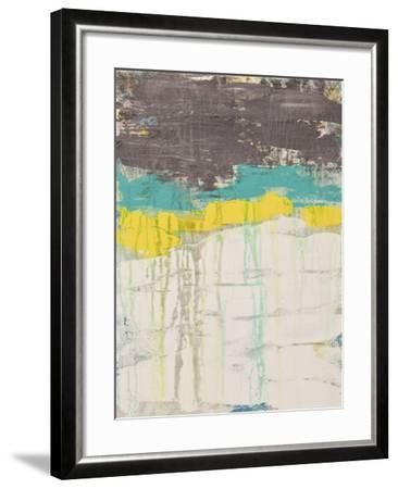Lithosphere 106-Hilary Winfield-Framed Giclee Print