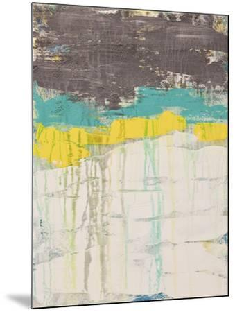 Lithosphere 106-Hilary Winfield-Mounted Giclee Print