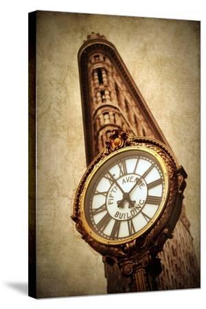 As Time Goes By-Jessica Jenney-Stretched Canvas Print