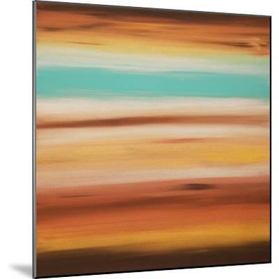 Sunset 9-Hilary Winfield-Mounted Giclee Print