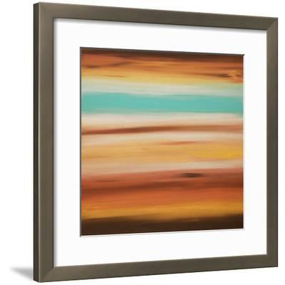 Sunset 9-Hilary Winfield-Framed Giclee Print