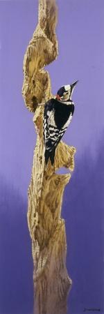 Resting-Joh Naito-Framed Giclee Print