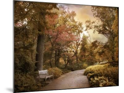 Autumn Aesthetic-Jessica Jenney-Mounted Giclee Print