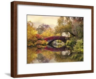 Gapstow in the Park-Jessica Jenney-Framed Giclee Print
