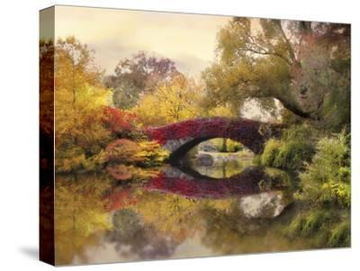 Gapstow in the Park-Jessica Jenney-Stretched Canvas Print
