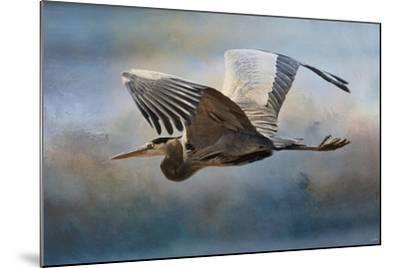 Over Ocean Skies-Jai Johnson-Mounted Giclee Print