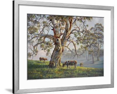 Gresford Gum 2-John Bradley-Framed Giclee Print