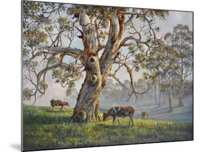 Gresford Gum 2-John Bradley-Mounted Giclee Print