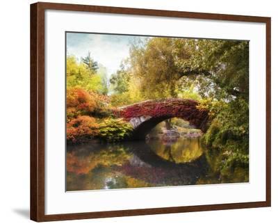 Gapstow Bridge-Jessica Jenney-Framed Giclee Print