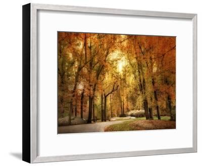 Autumn Impressions-Jessica Jenney-Framed Giclee Print
