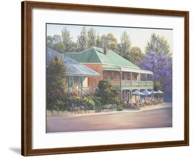Paterson Inn-John Bradley-Framed Giclee Print