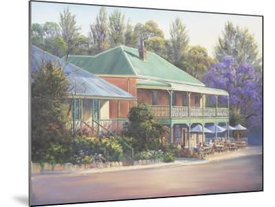 Paterson Inn-John Bradley-Mounted Giclee Print