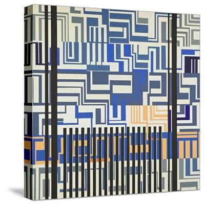 Abstract-Manuel Ros-Stretched Canvas Print