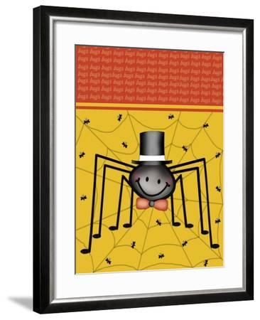 Spider 1-Maria Trad-Framed Giclee Print